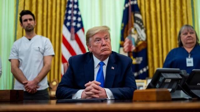 Presentan ley para que Trump sancione a China