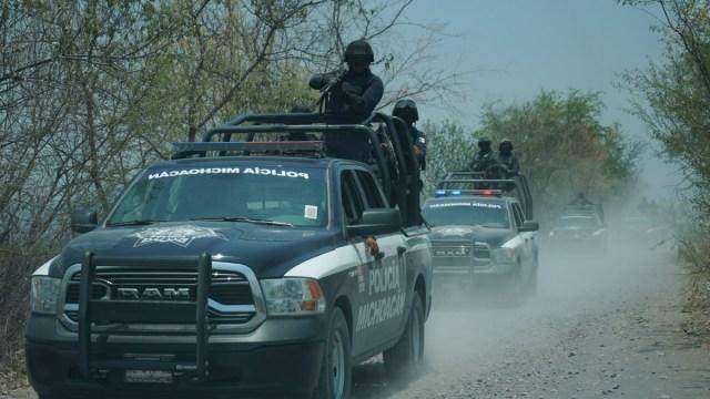 Matan a seis presuntos sicarios en Michoacán
