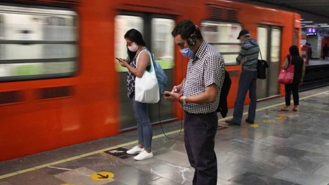 Metro de CDMX opera con 42% del personal por coronavirus