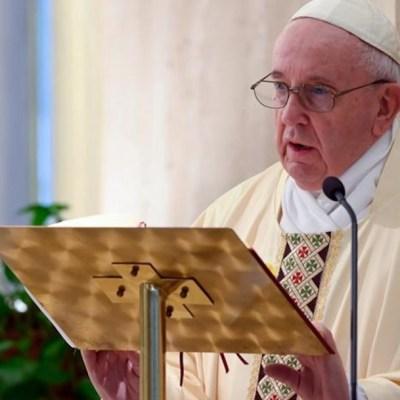 El papa Francisco pide a la Virgen de Fátima por el fin de la pandemia de coronavirus