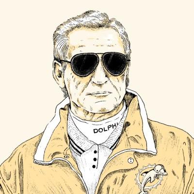 Muere 'Don' Shula, la leyenda viviente del futbol americano