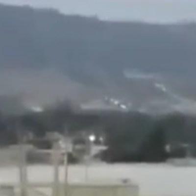 Se registra fuga de gas en toma clandestina en Amozoc, Puebla; desalojan a miles