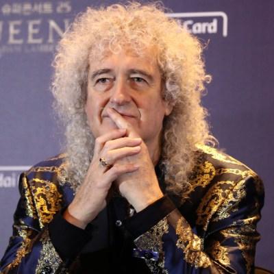 FOTO: El guitarrista de Queen, Brian May, revela que sufrió un ataque al corazón, el 25 de mayo de 2020