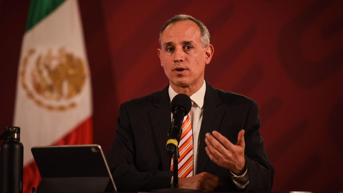 López-Gatell: pruebas de coronavirus desperdicio de tiempo y dinero