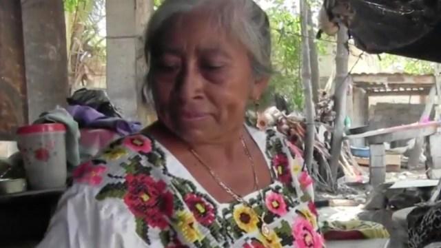 Mujeres indígenas mayas de Yucatán celebran el Día de las Madres