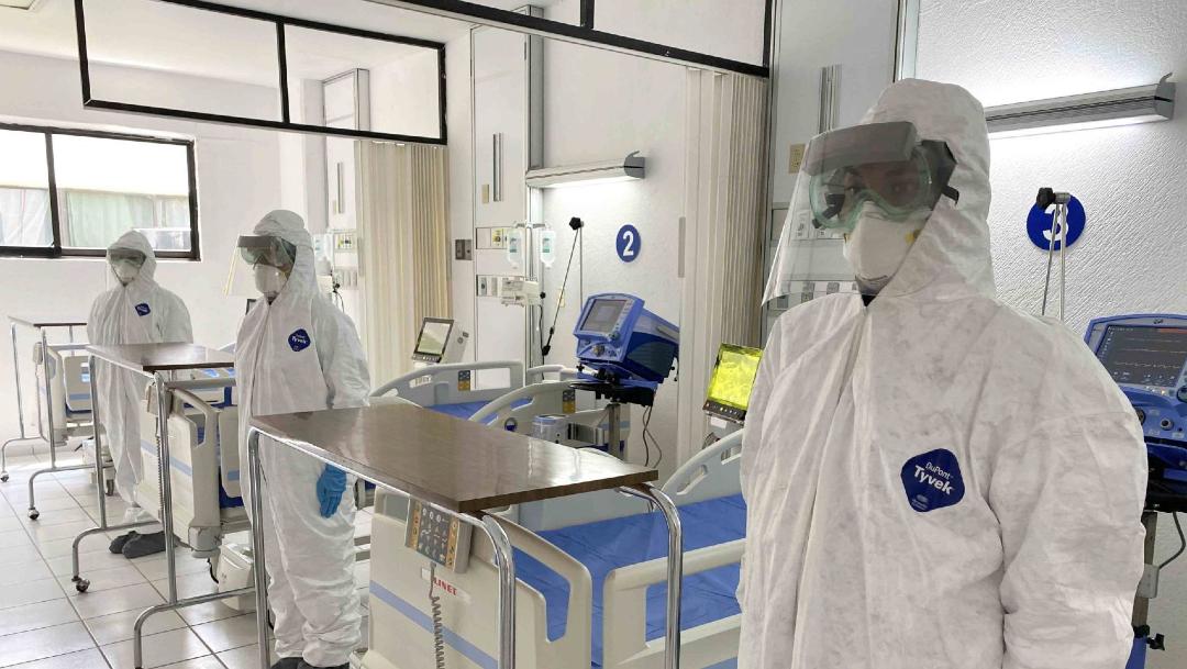 FOTO: Inicia Insabi distribución de mil 226 camas para hospitalización, el 17 de mayo de 2020