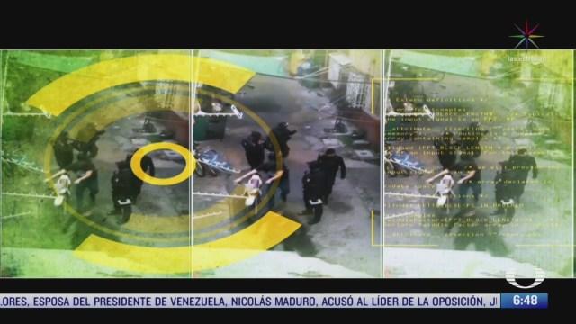 investigan a policias por robo en tepito
