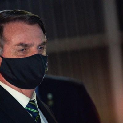 FOTO: Piden interrogar a Bolsonaro por injerencia en la Policía Federal, el 30 de mayo de 2020