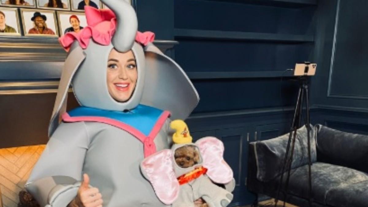 Katy Perry publica primeras imágenes de su hija