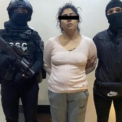 'La princesa de Tláhuac', hija de 'El Ojos', detenida por segunda ocasión declara ante Fiscalía CDMX