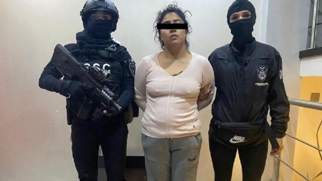 'La princesa de Tláhuac', hija de 'El Ojos' declara FGCDMX