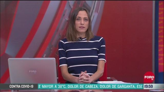 Foto: Las Noticias Ana Francisca Vega Programa Completo Forotv 18 Mayo 2020