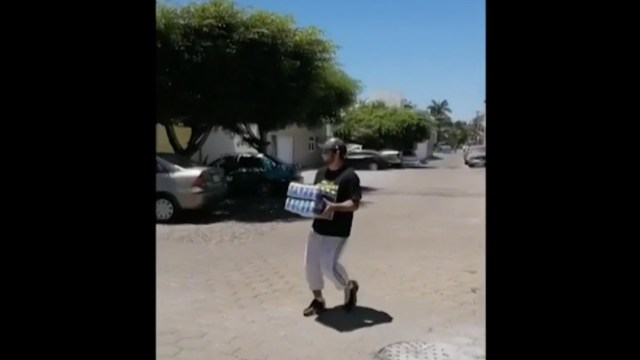 Levantan 'ley seca' en Sinaloa por contingencia; 'gracias a Dios', dicen ciudadanos