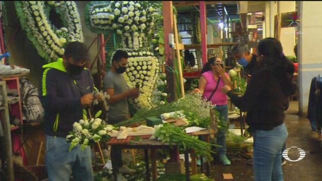 Comerciantes alistan reapertura del Mercado de Jamaica
