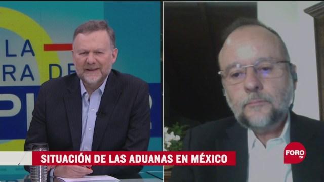 los problemas de corrupcion que afectan a las aduanas de mexico