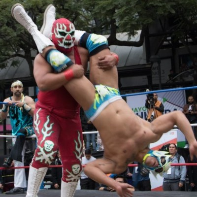 Lucha libre mexicana, golpeada por la crisis del coronavirus