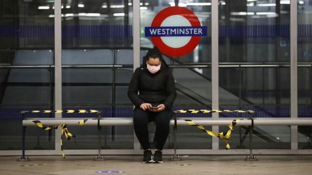 Foto: Medidas contra coronavirus generan confusión en Gran Bretaña