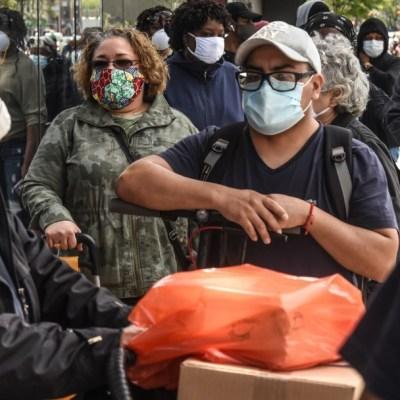 Mexicanos muertos por Covid-19 en EEUU suman 827; casi 600 en NY: López-Gatell