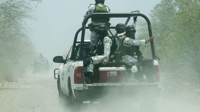 AMLO instruye a Fuerzas Armadas atender seguridad pública hasta marzo de 2024