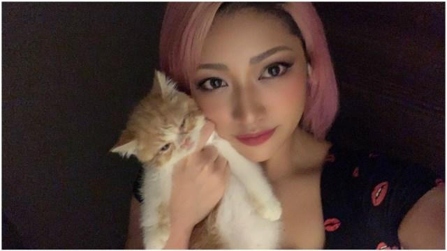 Imagen: Hana Kimura murió a los 22 años de edad, 23 de mayo de 2020 (Twitter)