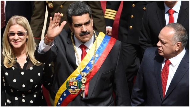 Imagen: Mueren 8 en un supuesto intento fallido de invasión a Venezuela, 3 de mayo de 2020 (Getty Images)