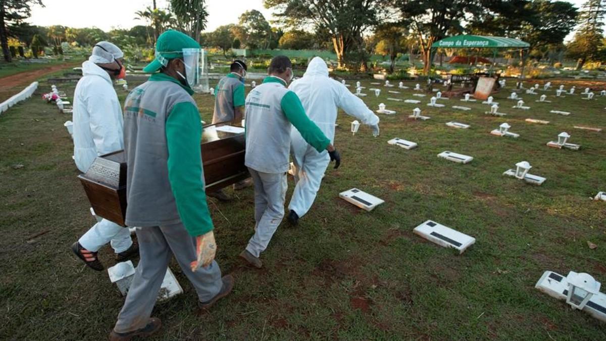 Sudamérica, nuevo epicentro de pandemia de COVID-19: OMS
