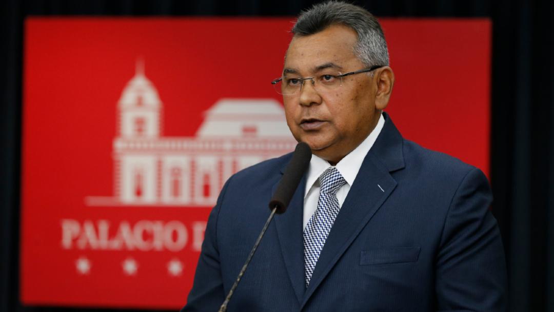 El ministro de Interior y Justicia de Venezuela, Néstor Reverol. (Foto: AP)