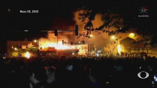 Aumentan las protestas en EEUU por muerte de George Floyd
