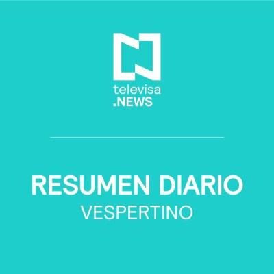 FOTO: 9 de mayo 2020, NT_Resumen Diario_VESP