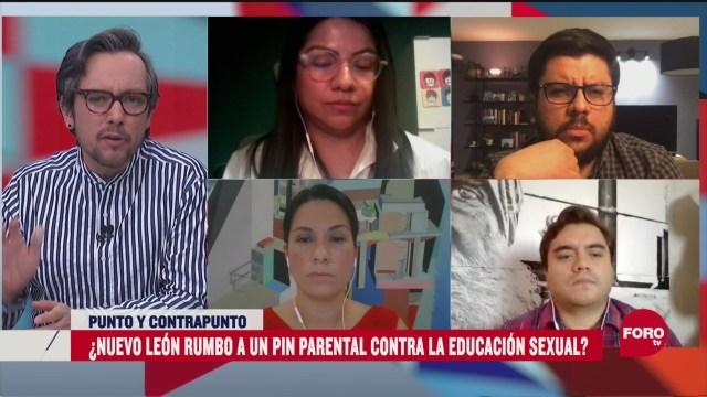 ¿Nuevo León rumbo a un pin parental contra la educación sexual?