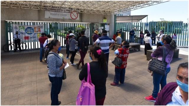 Imagen: Varios hospitales de la CDMX lucen saturados, 31 de mayo de 2020 (CUARTOOSCURO)