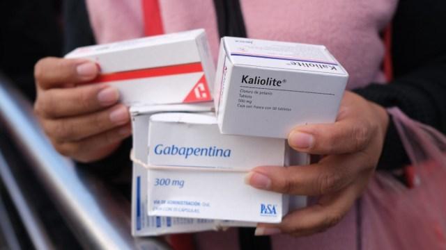Padres de niños con cáncer denuncian falta de medicamentos