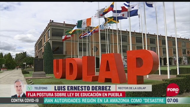 rector de la udlap fija postura sobre la ley de educacion en puebla