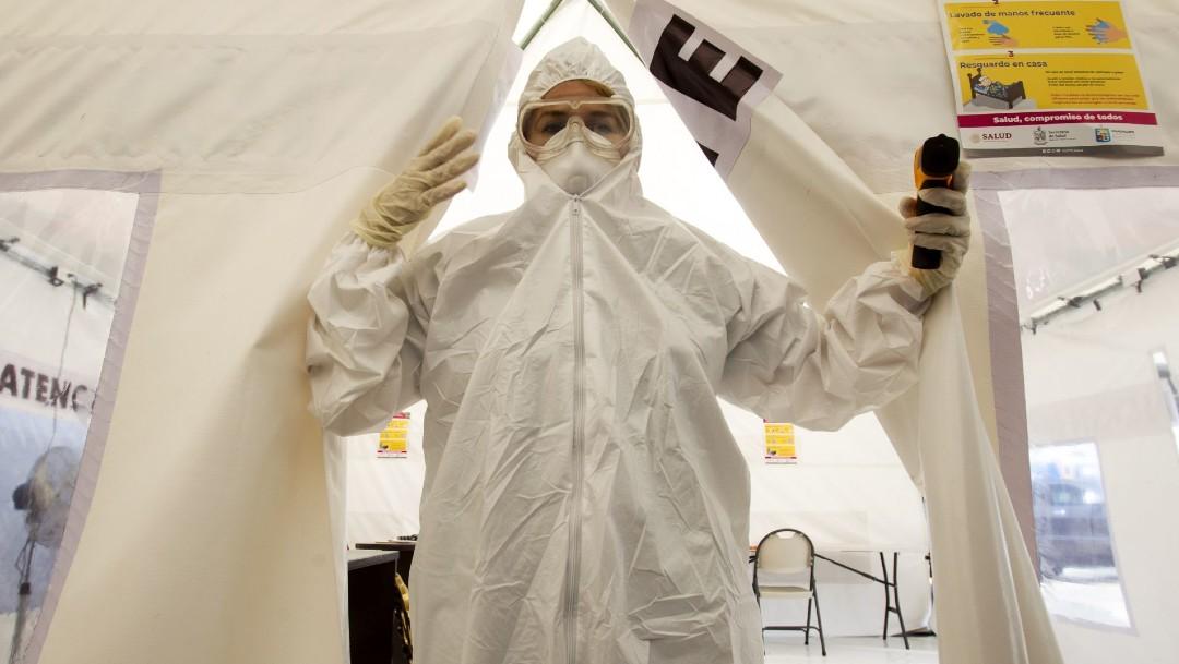 Foto: Reportan brote de COVID-19 en Hospital Universitario de Nuevo León, 22 de mayo de 2020, (Getty Images, archivo)
