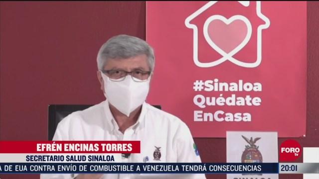 Foto: reportan pico casos contagios coronavirus sinaloa 15 Mayo 2020