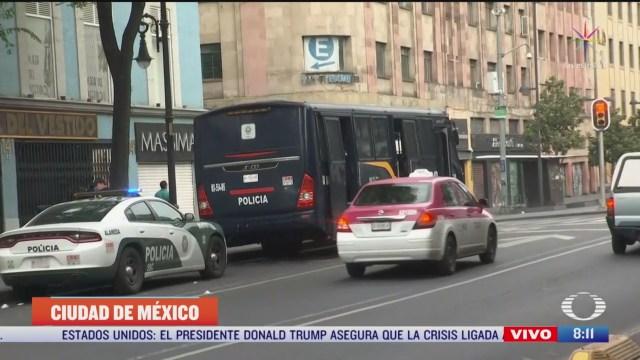 taxistas realizaran megamarcha al zocalo de la cdmx