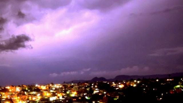 Advierten por potente temporal de lluvias en todo México para los próximos seis días