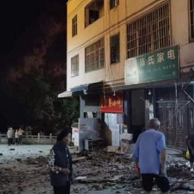 Terremoto de magnitud 5 deja al menos cuatro muertos en Yunnan, China