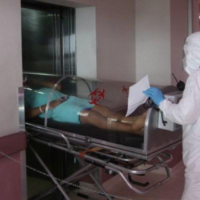 Suman 21 mil 826 casos de COVID-19 en CDMX: Sheinbaum