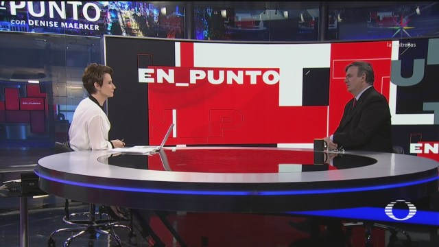 Foro: Video Denise Maerker Entrevista Completa A Marcelo Ebrard 5 Mayo 2020