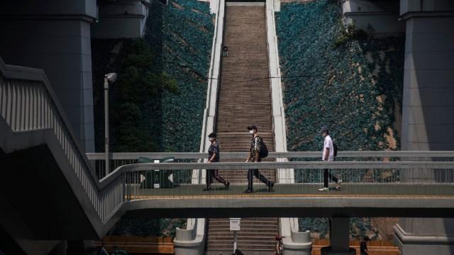 FOTO: Wuhan reporta primer foco de infecciones de coronavirus tras salir de cuarentena, el 11 de mayo de 2020