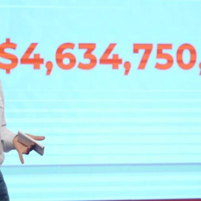 Se depositaron 4.6 mil mdp a beneficiarios de créditos solidarios a la palabra: Zoé Robledo