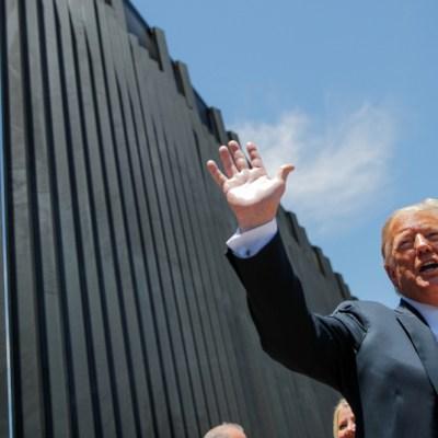 Trump confirma que recibirá 'pronto' a AMLO en la Casa Blanca