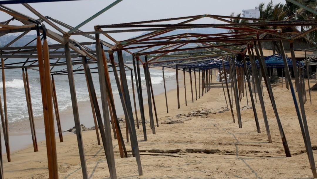 Acapulco, sin mapa de riesgo por contingencia de COVID-19