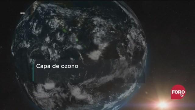FOTO: 28 de junio 2020, agujero en la capa de ozono