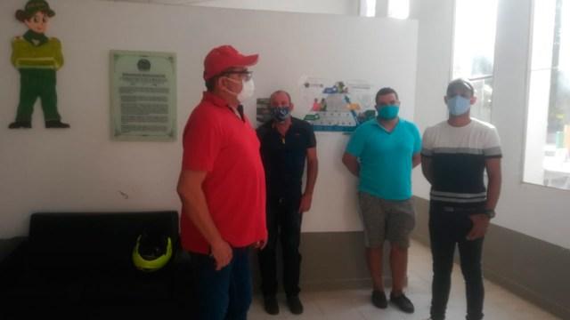 Alcalde mete a la cárcel a su hijo en Colombia por COVID-19