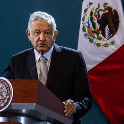 AMLO: Pesimista, predicción del FMI sobre caída de economía mexicana