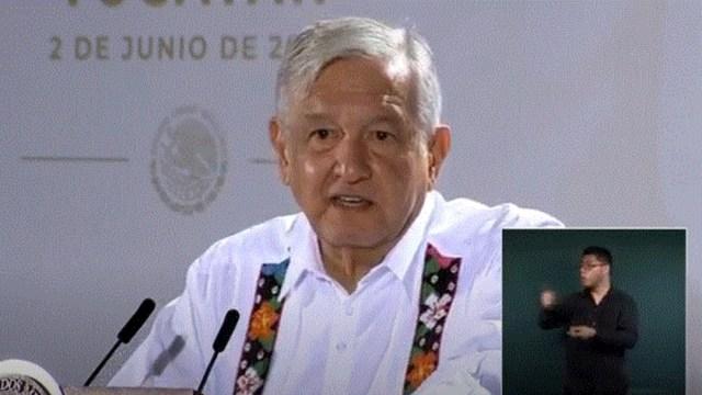 Foto: La economía mexicana 'tocará fondo' entre abril y junio, dice AMLO