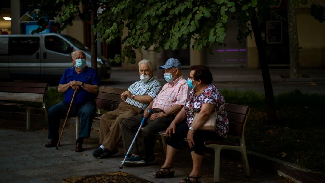 Foto: Ancianos latinoamericanos más expuestos a COVID que españoles, según estudio