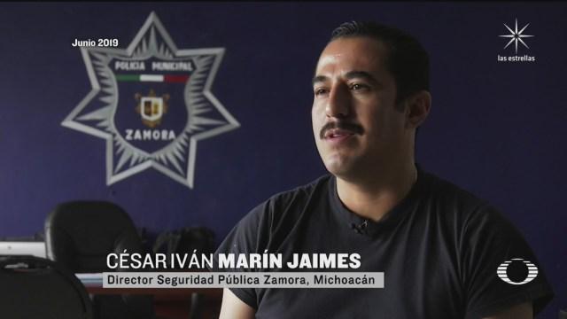 asesinan a los principales mandos policiacos de zamora michoacan
